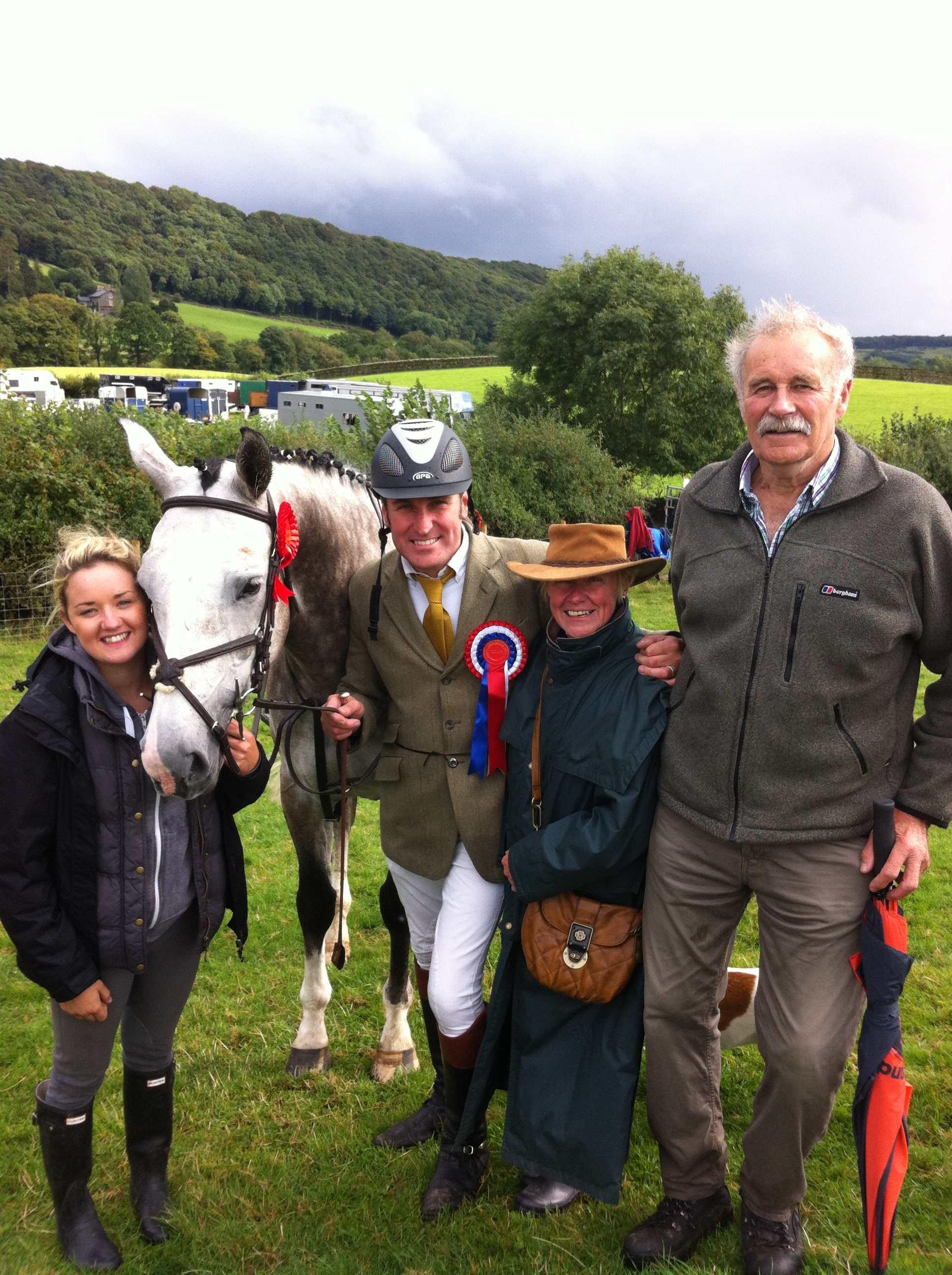 Lowick Show Working Hunter Lakeland Equestrian Horse